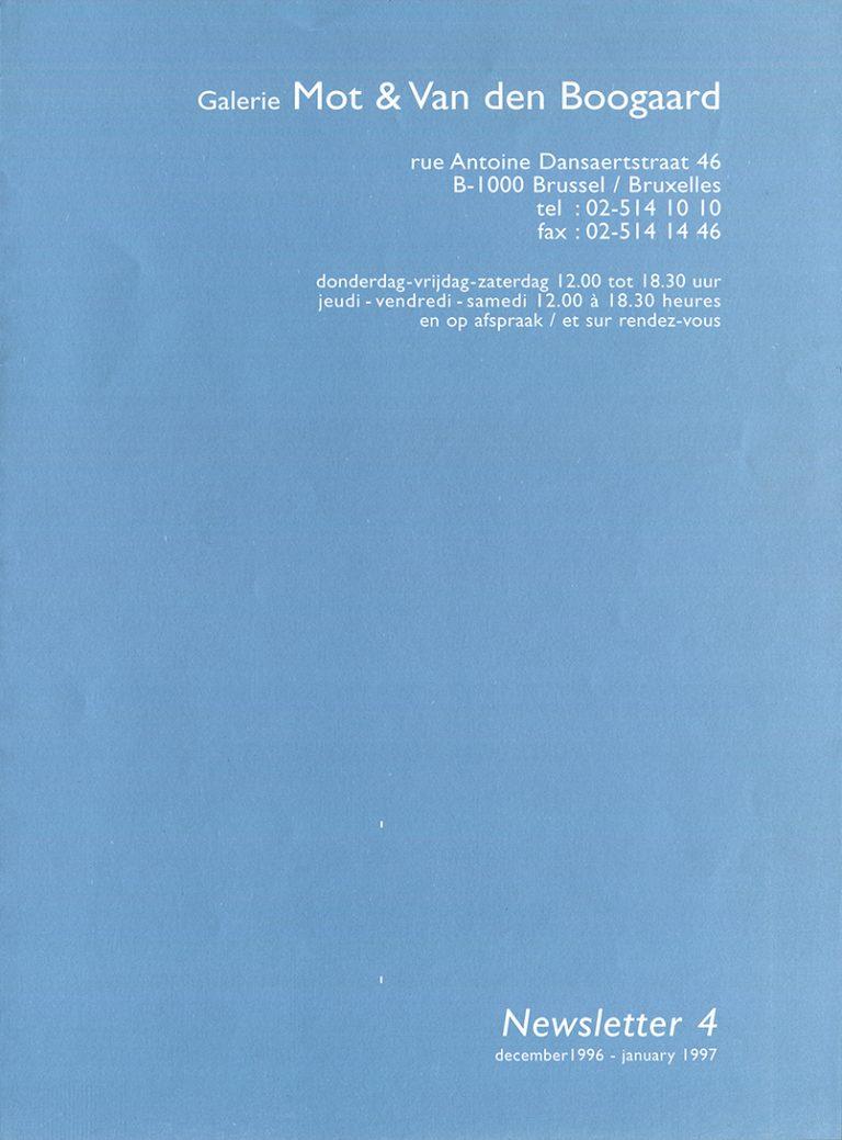 <p>No. 4, December 1996</p>