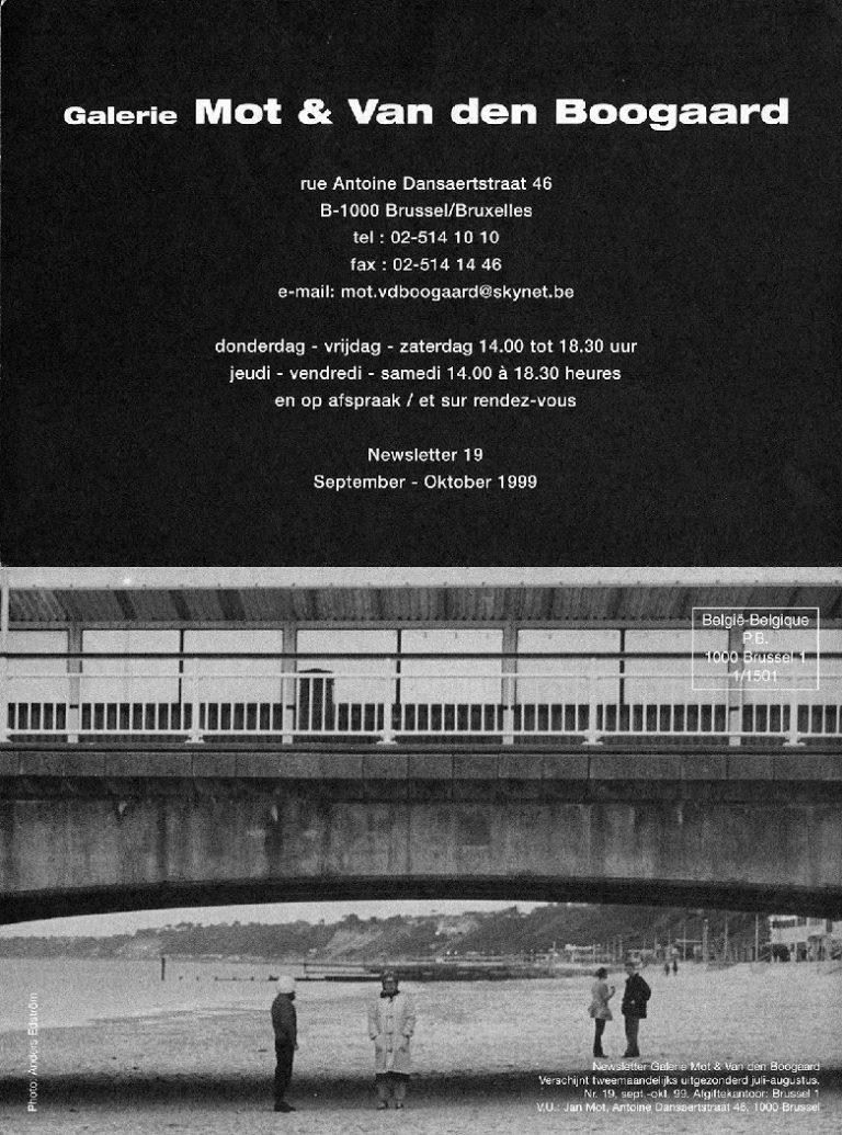 <p>No. 19, September 1999</p>