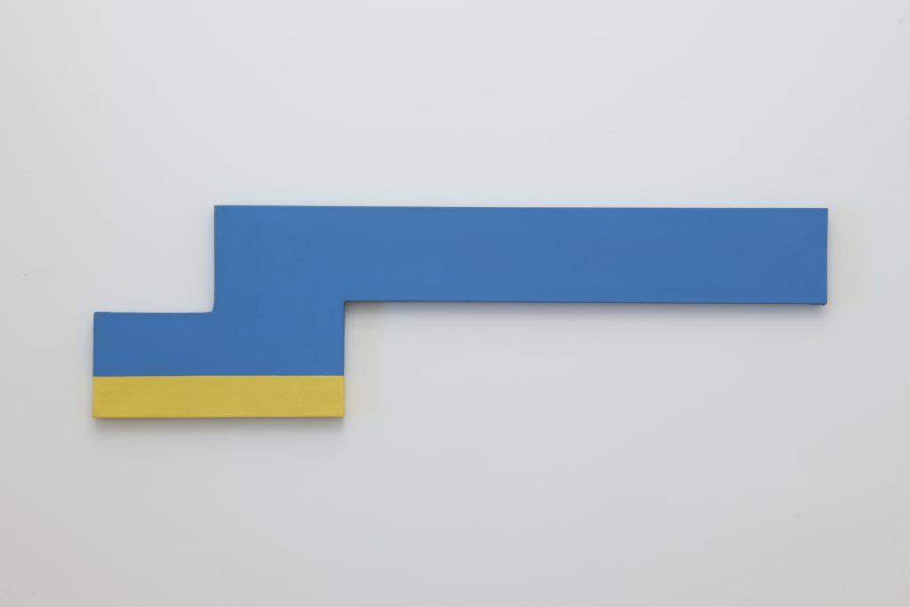 Lawrence Weiner, Tiber, 1967