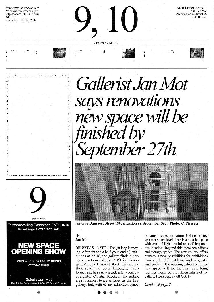 <p>No. 33, September 2002</p>