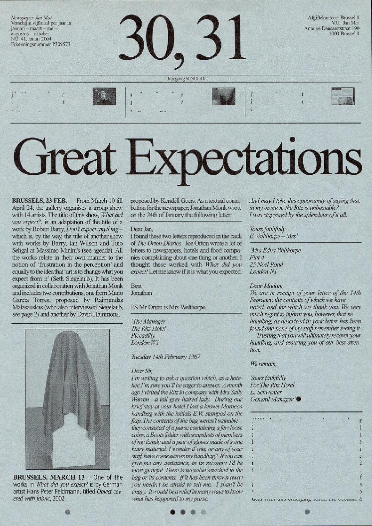 <p>No. 41, March 2004</p>