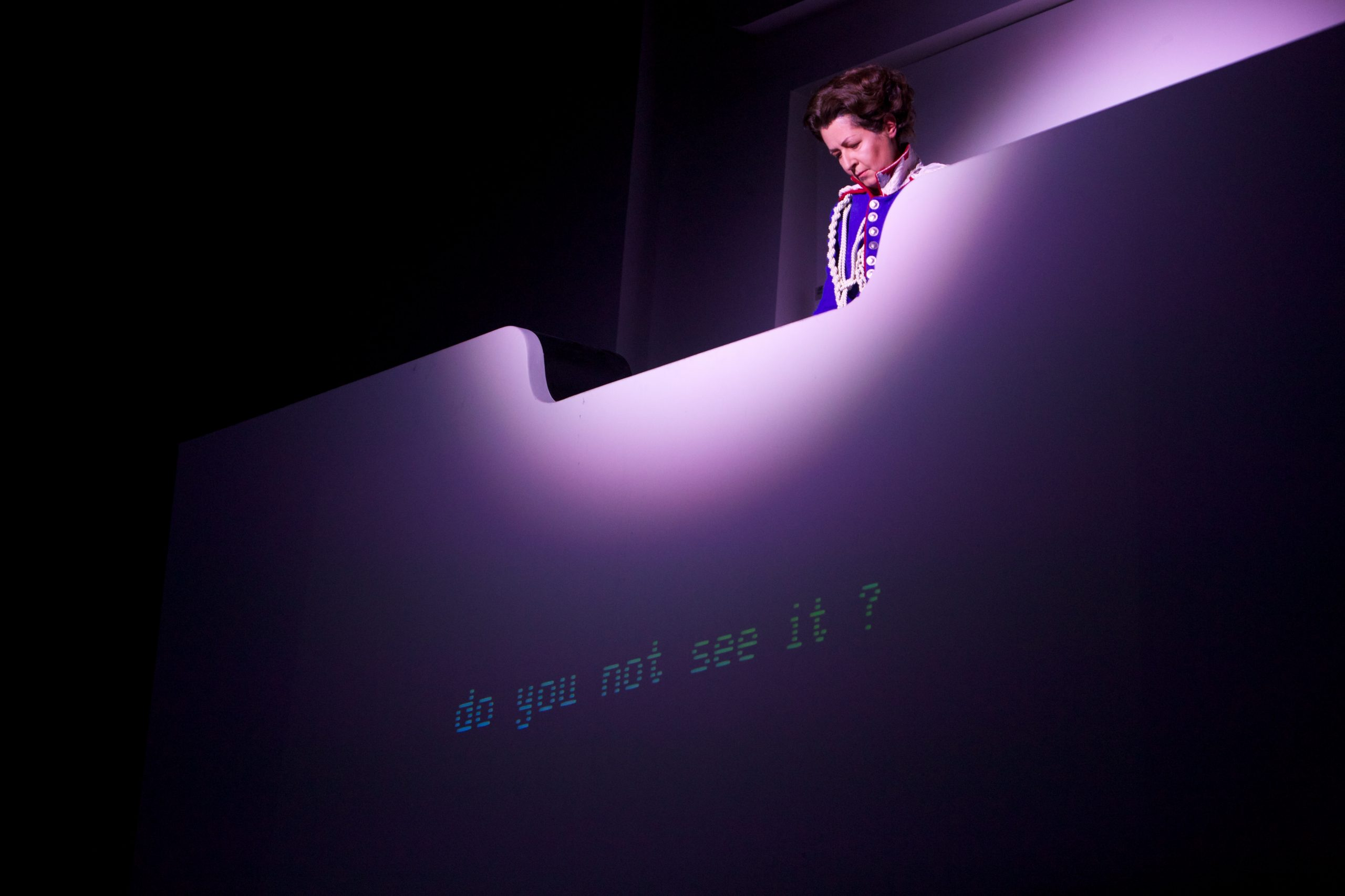 Dominique Gonzalez-Foerster, Stage It, 2013
