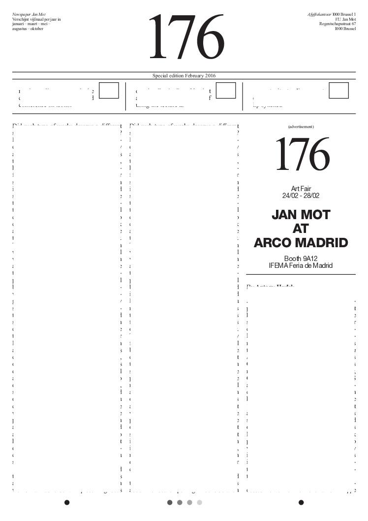 <p>No. 100, Special edition Arco 2016</p>