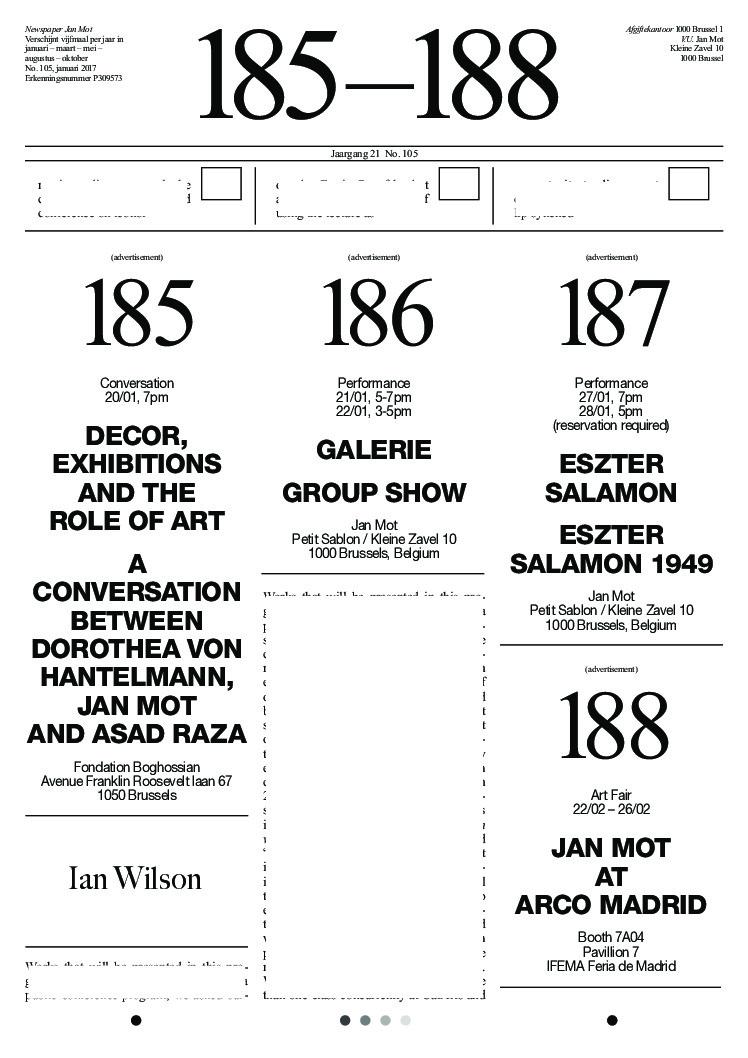 <p>No. 105, January 2017</p>