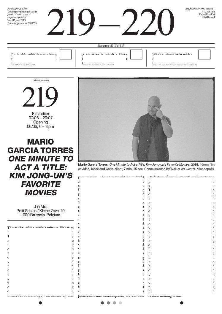 <p>No. 117, May 2019</p>