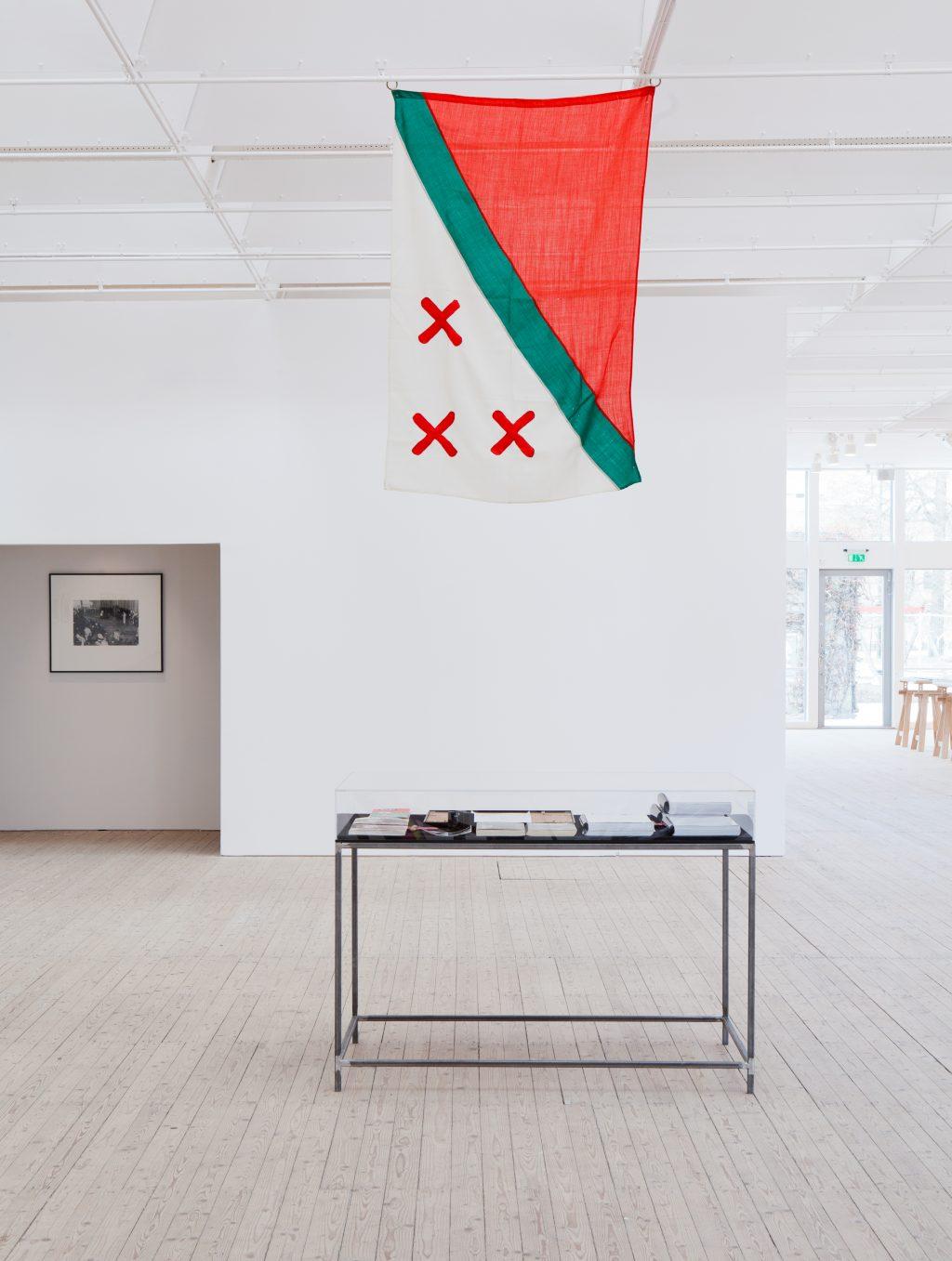 Sven Augustijnen, Spectres, installation view at Malmo, 2013