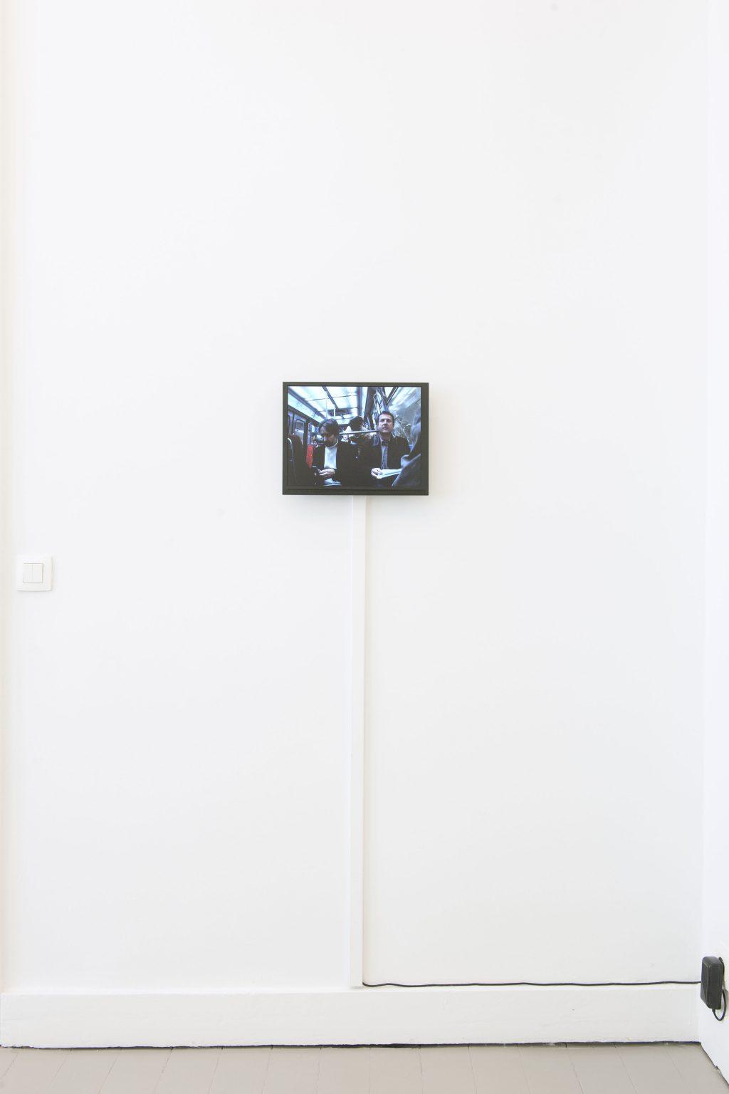 David Lamelas, Film 18 Paris IV.70, 1970 - 2004
