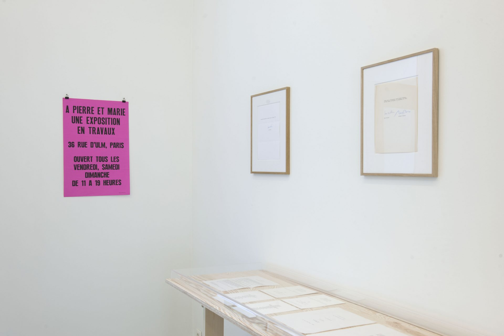 Ian Wilson, David Lamelas Traces of Speech and Time in Michel Claura's Miscellanies