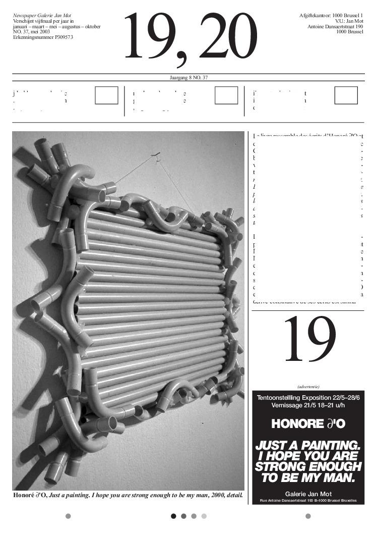 <p>No. 37, May 2003</p>