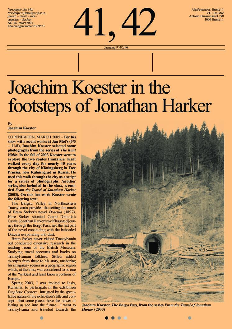 <p>No. 46, March 2005</p>
