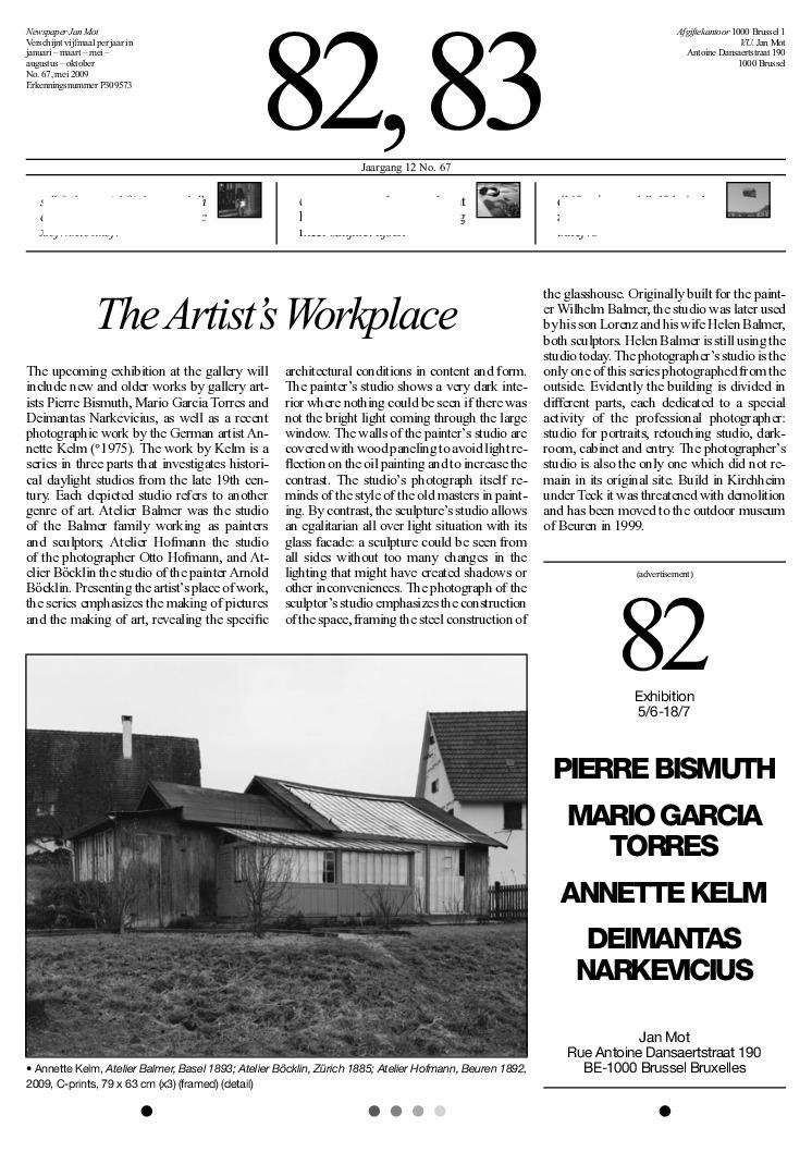 <p>No. 67, May 2009</p>