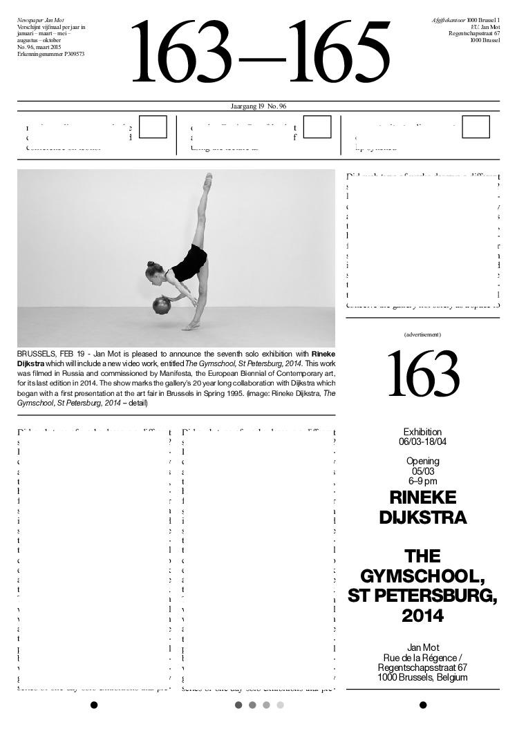 <p>No. 96, March 2015</p>