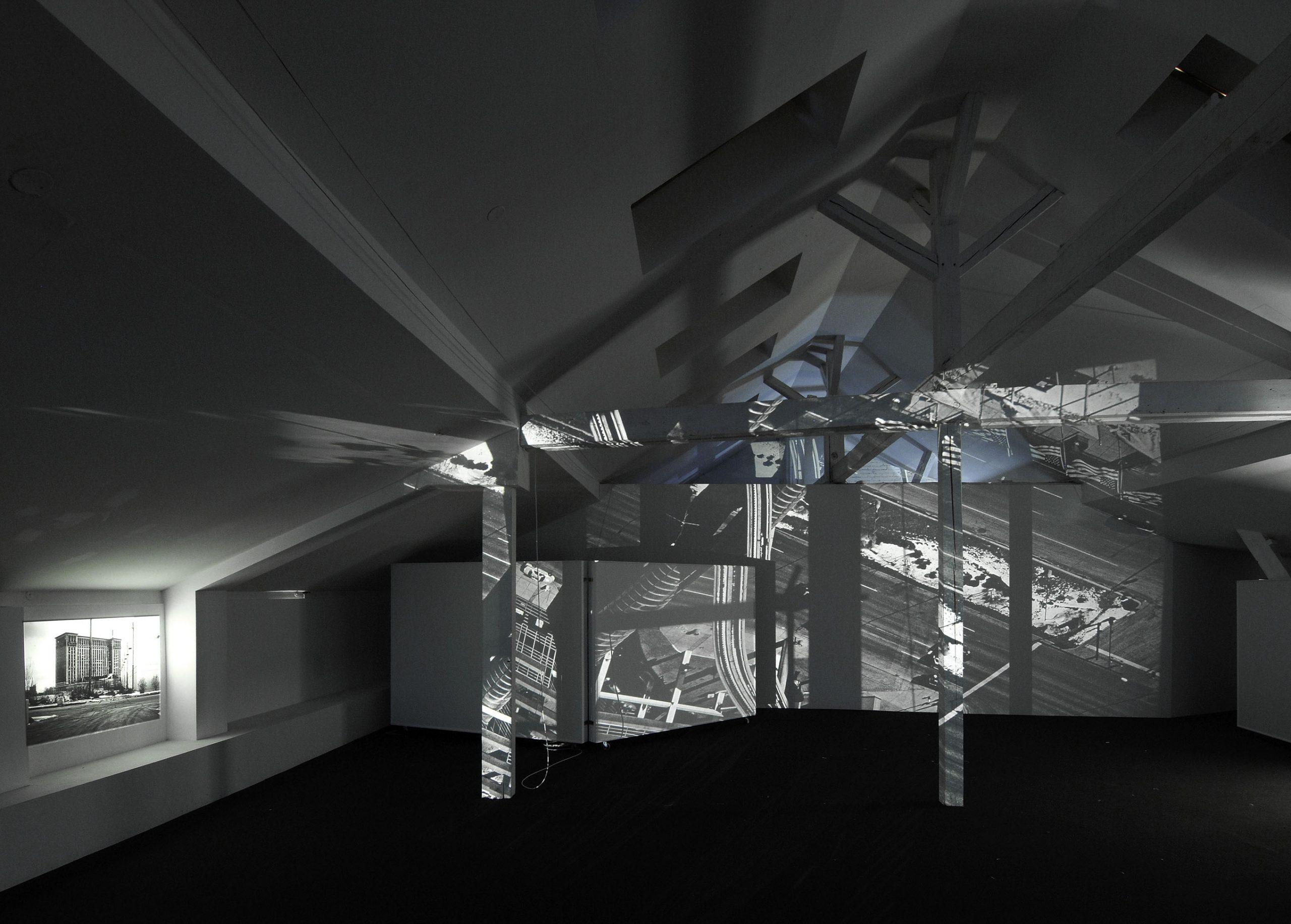 Tris Vonna Michell at Berlin Biennale 2008