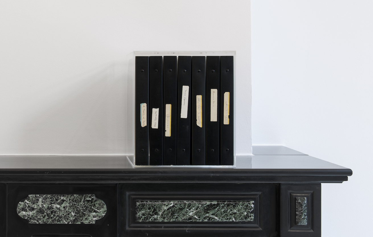Carl Andre-7 books of poetry
