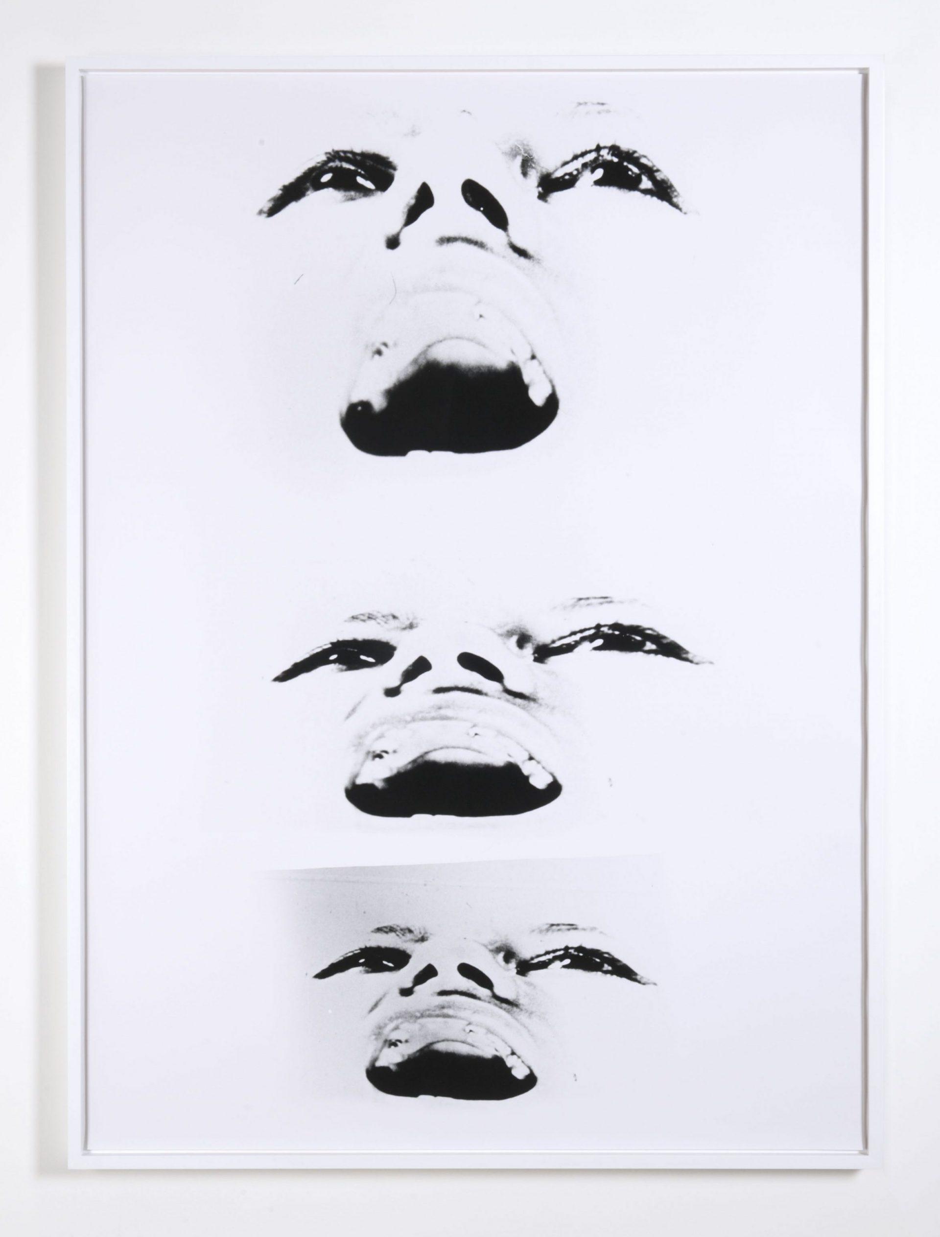 David Lamelas, El Grito, 1966