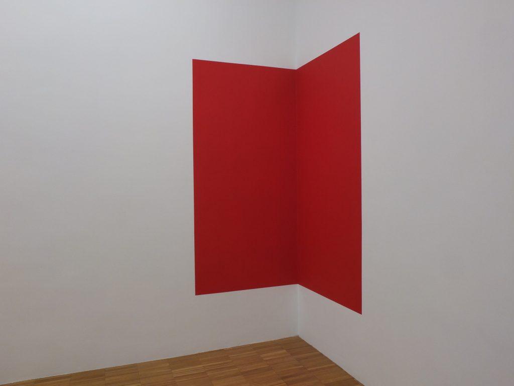 Dominique Gonzalez-Foerster, installation view at Jan Mot, 2014