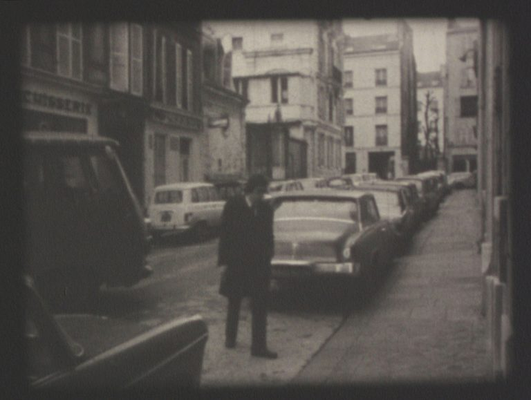 David Lamelas-Paris Film 1970