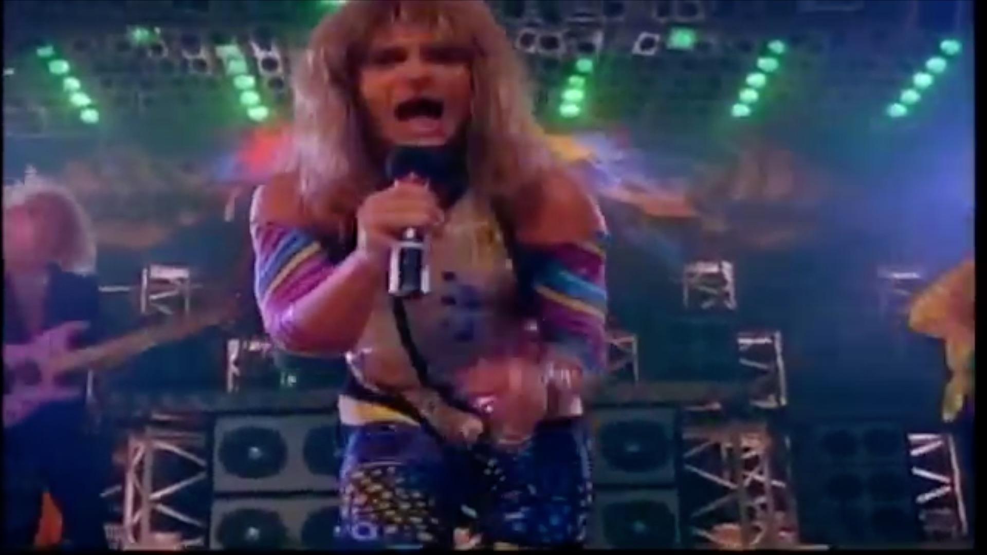 Mario Garcia Torres Falling Together in Time, n.d. Eddie Van Halen