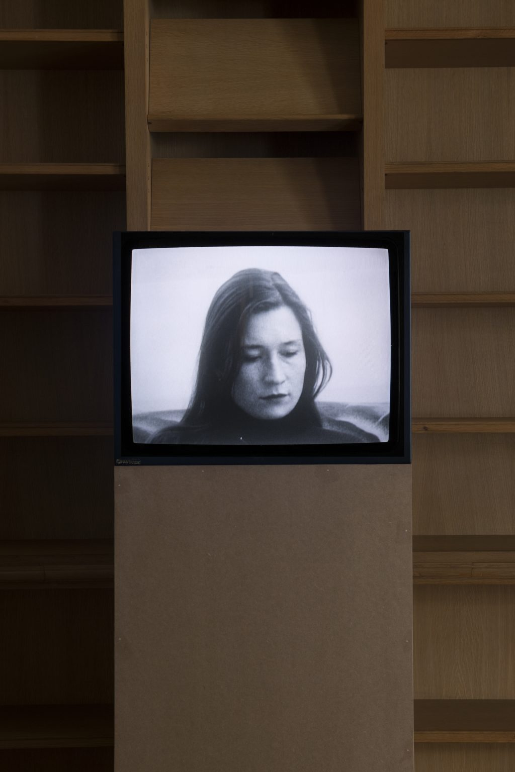 Manon de Boer, installation view at Jan Mot 2015