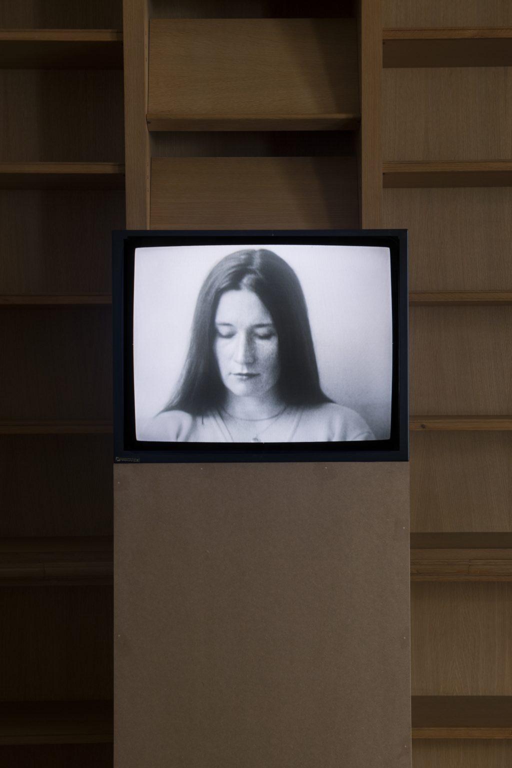 Manon de Boer, installation view at Jan Mot 2015