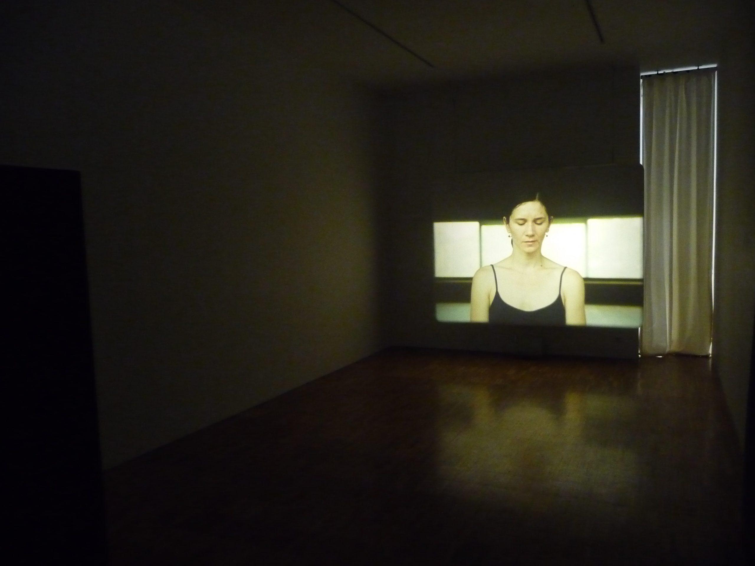 Manon de Boer, installation view at Jan Mot, 2010