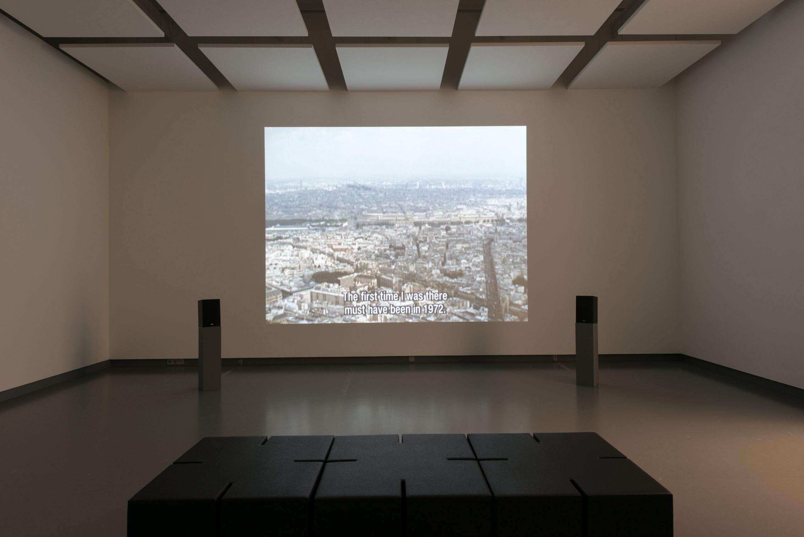 Manon de Boer at Van Abbemuseum, 2013