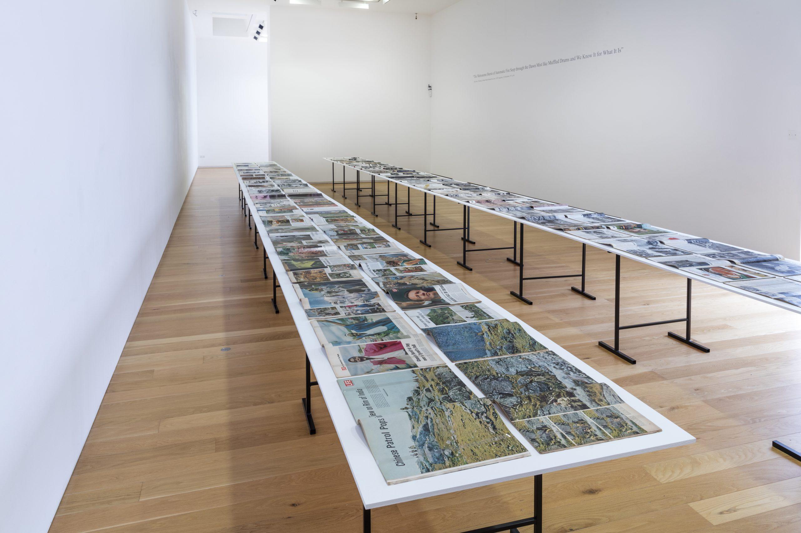 Sven Augustijnen - installation view at Hugh Lane, Dublin, 2016