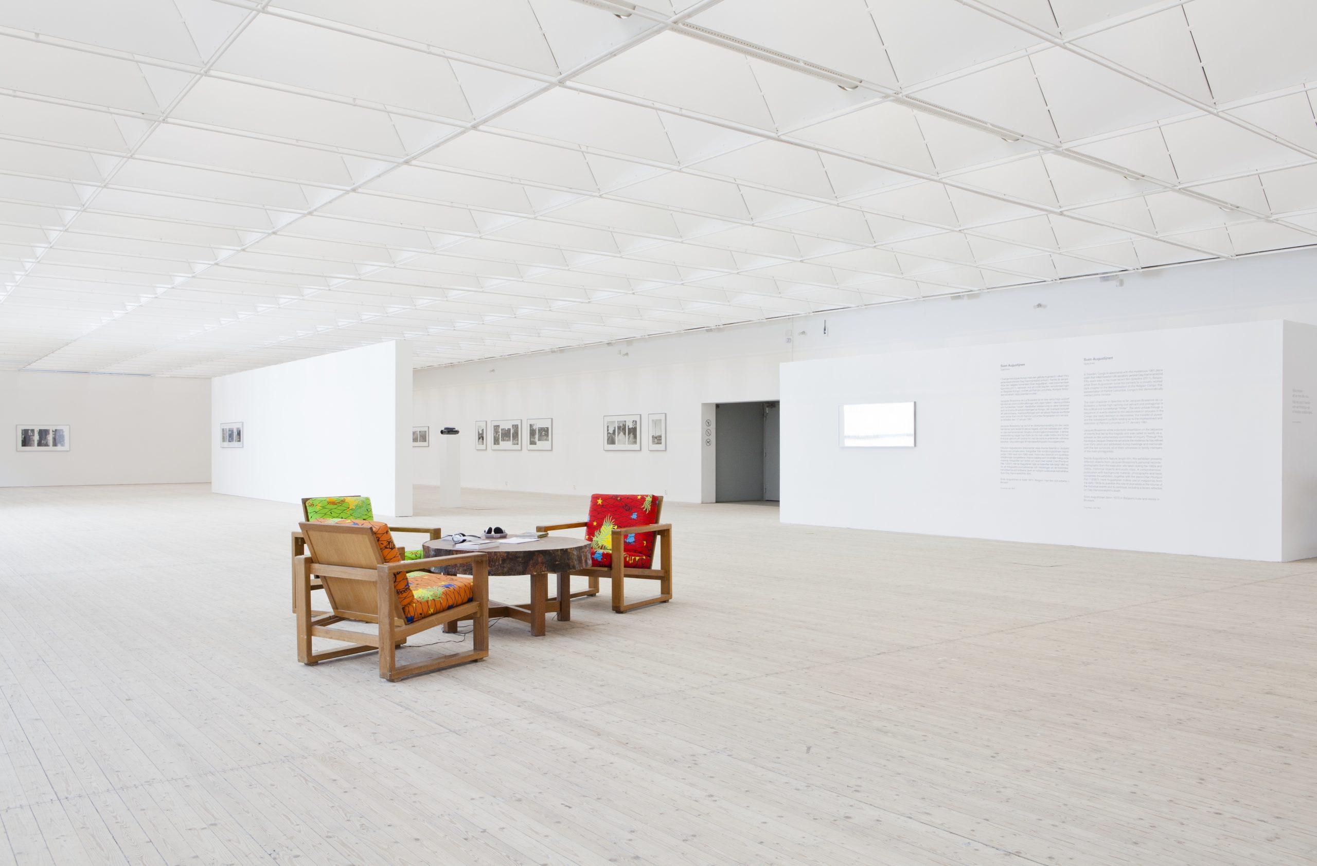 Sven Augustijnen, installation view at Malmo, 2013