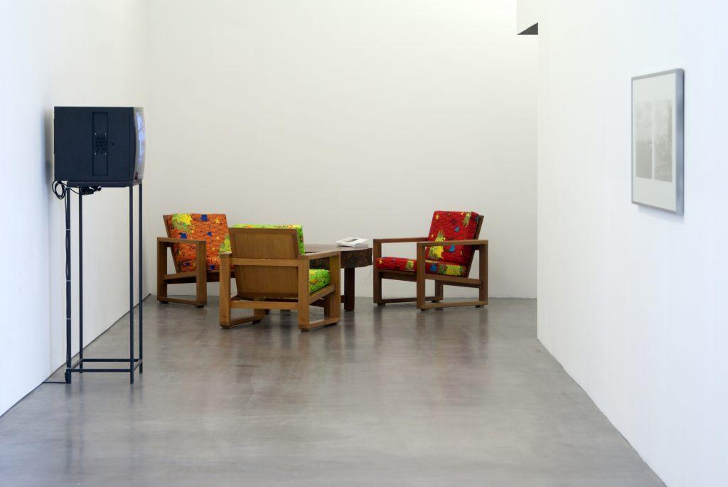 Sven Augustijnen, Spectres, installation view at Wiels, Brussels 2011