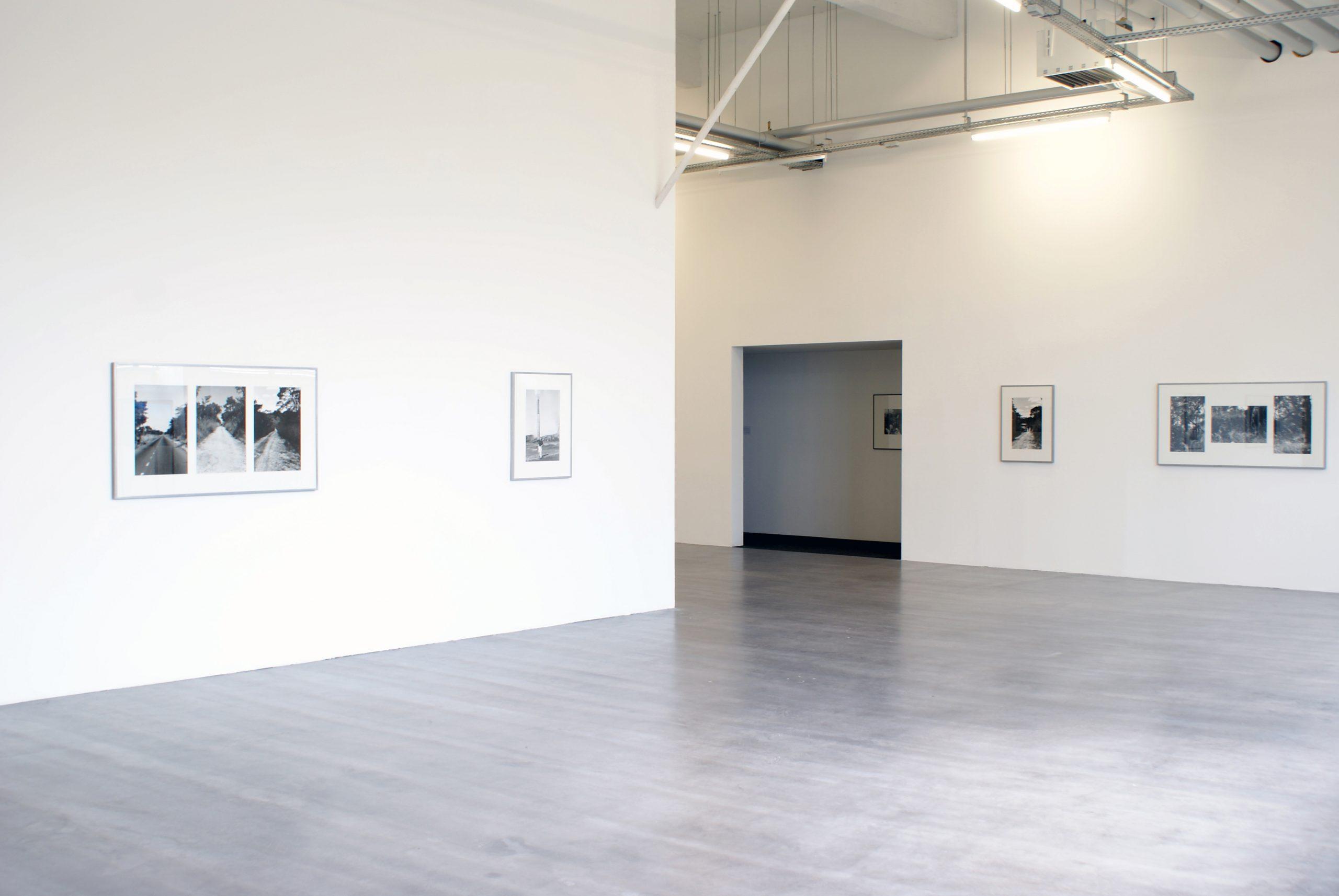 Sven Augustijnen, installation view at Wiels, 2011