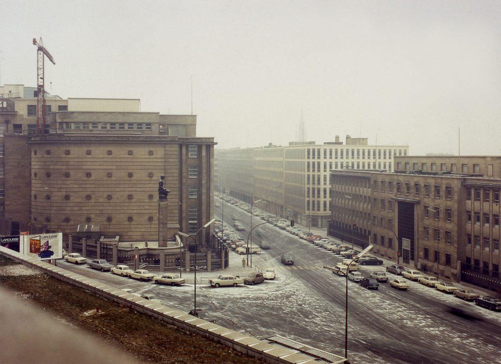 David Lamelas Brussels 1969