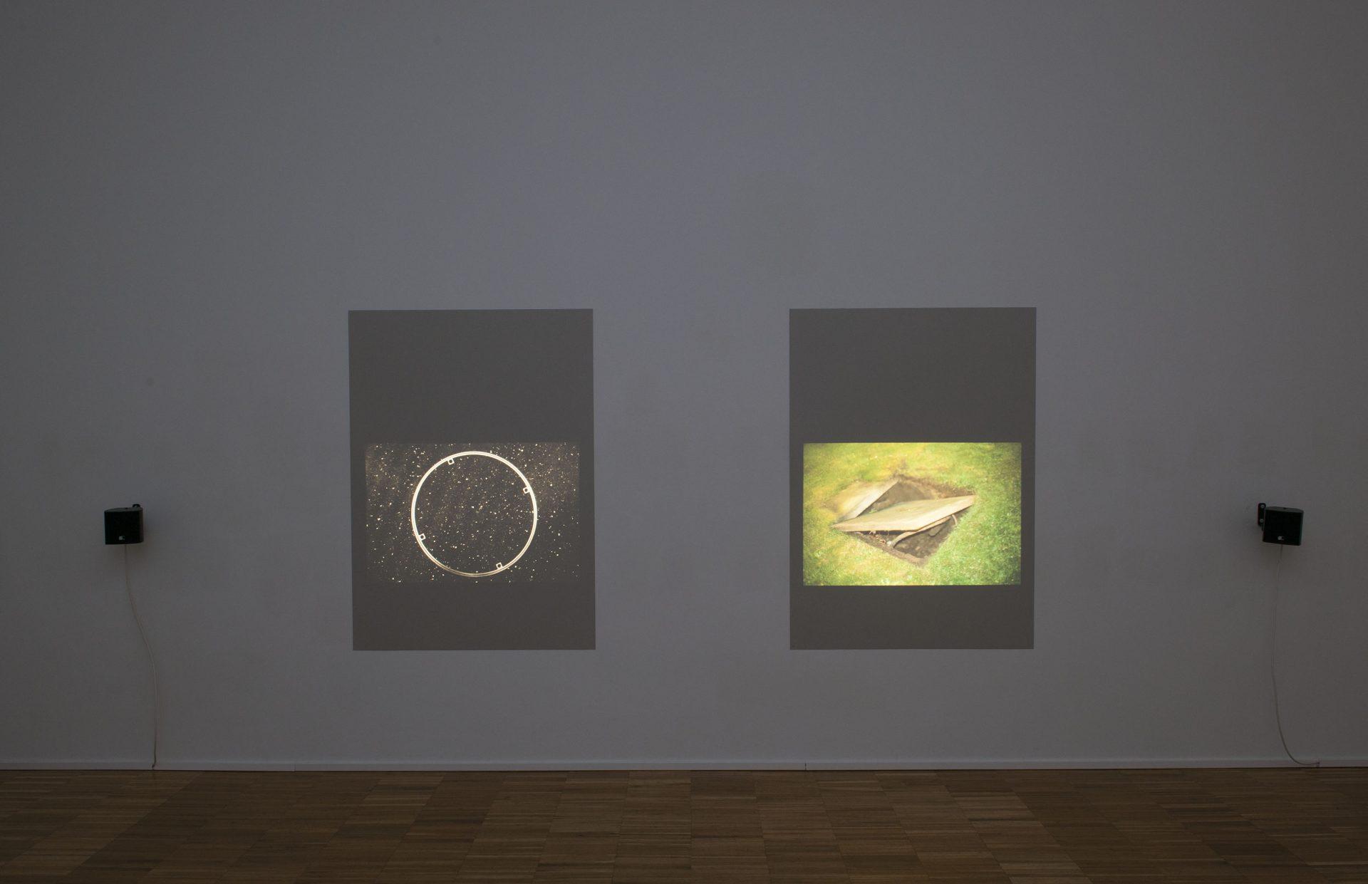 Tris Vonna-Michell Postscript II (Berlin), 2013